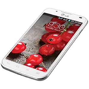 LG OPTIMUS L7 II DUAL P715 Factory Unlocked International Version WHITE