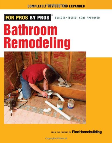 Bathroom Remodeling (For Pros By Pros) front-954648