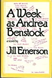 img - for A Week as Andrea Benstock book / textbook / text book