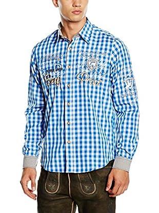 Stockerpoint Camisa Hombre (Azul)