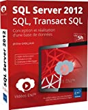 Vido de formation SQL Server 2012 - SQL, Transact SQL - Conception et ralisation d&#039;une base de donnes [Carte d&#039;activation]