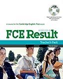 FCE Result: Teacher's Pack (0194817407) by Baker, David