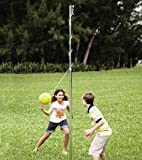 Deluxe Heavy-Duty Backyard Tetherball Game