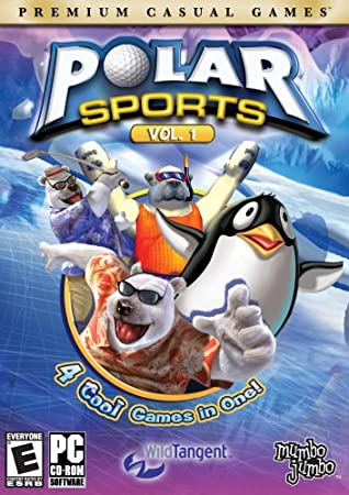 Polar Sports, Vol. 1 (Polar Golfer, Polar Bowler, Polar Tubing, and Penguins)