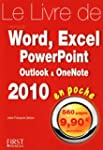 Le livre de Word, Excel, PowerPoint,...