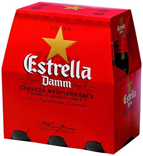 Estrella-Damm-Cerveza-mediterrnea-25-cl-paquete-de-6-botellas