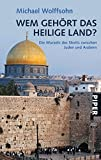 img - for Wem geh rt das Heilige Land? book / textbook / text book