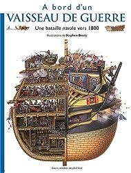 À bord d'un vaisseau de guerre