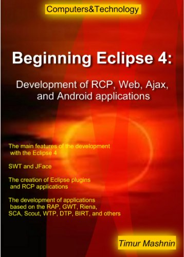 Eclipse Разработка Rcp Web Ajax И Android-Приложений На Java Скачать