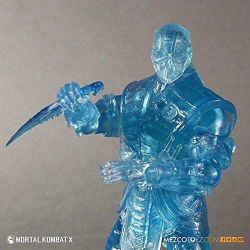 Mortal Kombat X Ice Clone Sub Zero