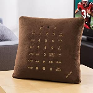 Brookstone Pillow Universal TV Remote Control