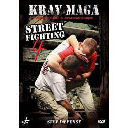 Krav Maga Street Fighting Vol. 4 - Self Defense by Vincenzo Quici & Jonathan Dejace