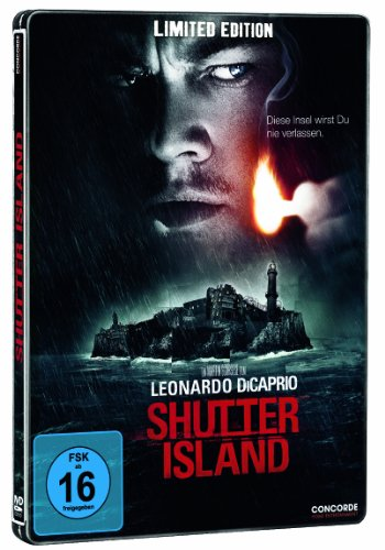 Shutter Island (Limited Edition) (Steelbook)