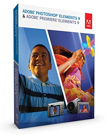 Adobe Photoshop Elements 9 and Premiere Elements 9 Bundle (PC/Mac)