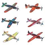 Foam Glider Assortment Flying Glider Plane