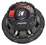 Kicker 10cvt65-4 Ohm 300 Watt Shallow Mount Car Subwoofer