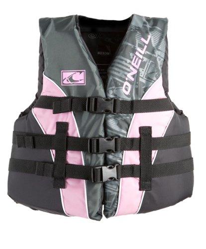 O'Neill Youth Superlite USCG Vest (Col/Pink/Black)