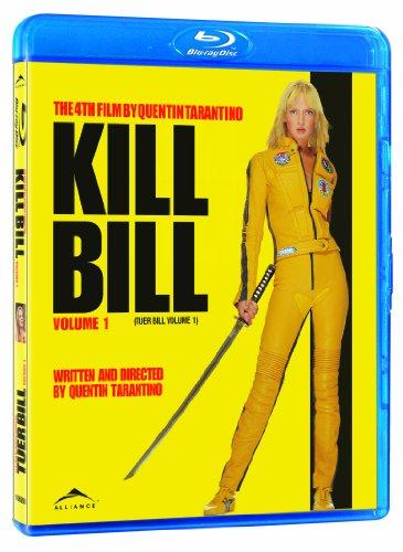 Cover art for  Kill Bill - Volume One [Blu-ray]