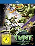TMNT - Teenage Mutant Ninja Turtles [Blu-ray]