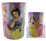 Disney Princess Light Purple Jumbo Round Tin Savings Bank