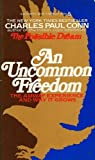 img - for AN Uncommon Freedom book / textbook / text book