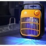 iHubr, High Quality Bug Zapper Fly and Mosquito Trap, Eliminates all Flying Pests, Efficiency Insect Killer, Fly Trap - No smell or harmful chemicals! Modern Design and High Efficiency Mosquito Killer