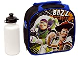 Disney Toys Story Buzz & Woody Insulated Lunch Bag & Water Bottle w/ Strap
