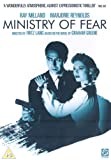 Ministry Of Fear [DVD] [1944] noir