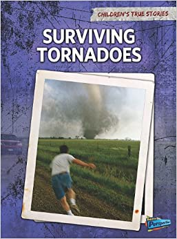 Childrens fiction books about natural disasters