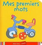 echange, troc Denooz Gregory - Mes Premiers Mots Mini Livre-Volets