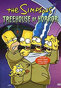 Simpsons:Treehouse/Horr (Quebec Version - English/French) (Version française)
