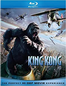 """Cover of """"King Kong [Blu-ray]"""""""