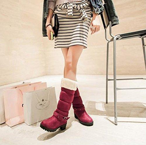 san-fine-del-2016-nuovo-stile-scarpe-con-spessa-cintura-fibbia-stivali-alti-carino-coreano-caldo-inv