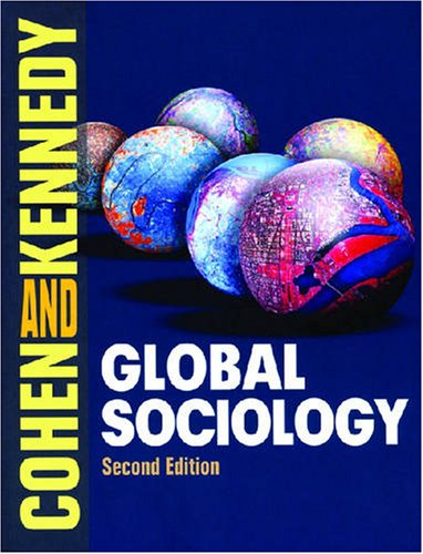 Global Sociology: Second Edition