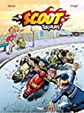 Scoot toujours ! par Manook