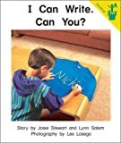img - for Early Reader: I Can Write. Can You? book / textbook / text book
