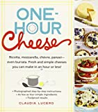 One-Hour Cheese: Ricotta, Mozzarella, Chèvre, Paneer--Even Burrata. Fresh and Simple Cheeses You Can Make in an Hour or Less!