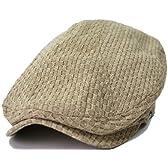 (ビッグワッチ)BIGWATCH カーボン ハンチングBIGWATCH ベージュ GHN-02 大きいサイズ 帽子