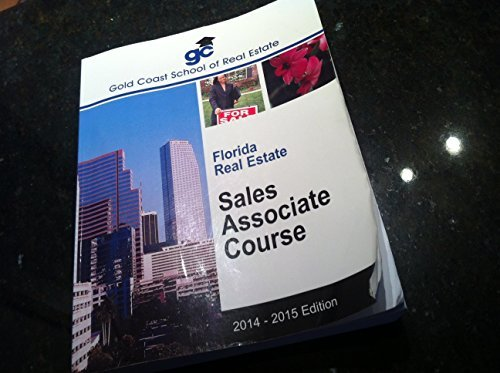 gold-coast-school-of-real-estate-florida-real-estate-sales-associate-course-2008-2009-edition