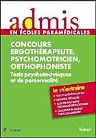 Concours orthophoniste, ergothérapeute, psychomotricien - Tests psychotechniques et de personnalité