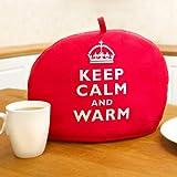 Keep Calm and Warm Tea Cosy