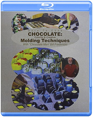 Dare to cook chocolate colorful creative molding for Advanced molding and decoration