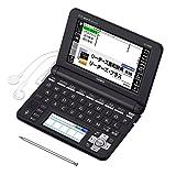 カシオ 電子辞書 エクスワード ビジネスモデル コンテンツ160 XD-U8600BK ブラック
