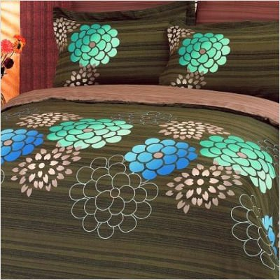 Paula 6 Piece Full / Queen Duvet Cover Bedding