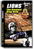LIONS THE GREATEST DRAG STRIP (Part One/1955-'62) DVD by Don Gillespie: Historical documentary on one of drag racing's greatest racetracks; rare film, photos and interviews with sport's pioneers