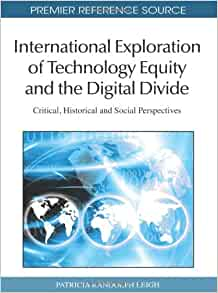 international exploration of technology equity and the digital    eastern and western culture essay  digital divide  critical