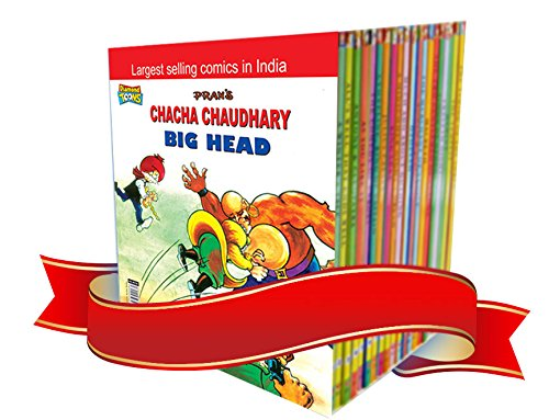 Chacha Chaudhary 9 Set Comics Bumdle at Rs 255 - Lowest Price Online
