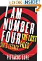 I Am Number Four: The Lost Files: Six's Legacy (Lorien Legacies: The Lost Files Book 1)