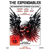 "The Expendables - Hero Pack (Limited Special Edition, Steelbook)  [Blu-ray]von ""Sylvester Stallone"""