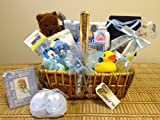 It's a Boy Premium Surprise Gift Basket